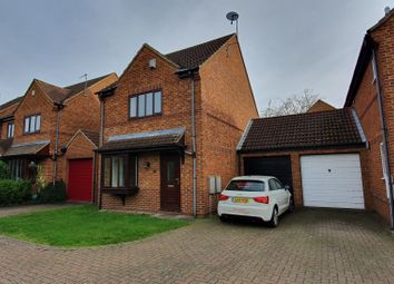 Thumbnail 3 bed link-detached house to rent in Wadesmill Lane, Caldecotte