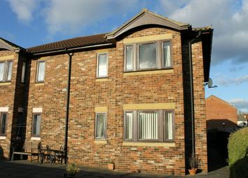 Thumbnail 2 bedroom flat for sale in Linwood Court, Northgate, Guisborough