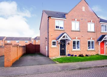 3 bed semi-detached house for sale in The Oaks, Grange Park, Northampton NN4