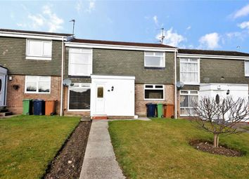 Thumbnail 2 bed flat for sale in Marlesford Close, Moorside, Sunderland