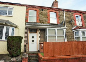 Thumbnail 3 bed terraced house for sale in Thomas Street, Caerphilly