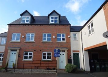 Thumbnail 3 bed town house to rent in Isherwoods Way, Wem, Shrewsbury