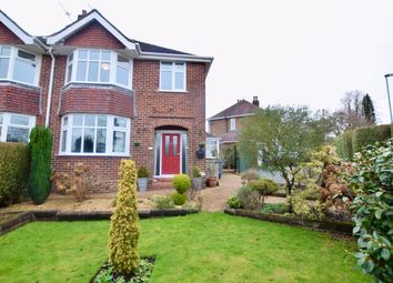 3 bed semi-detached house for sale in Chester Crescent, Westlands, Newcastle ST5