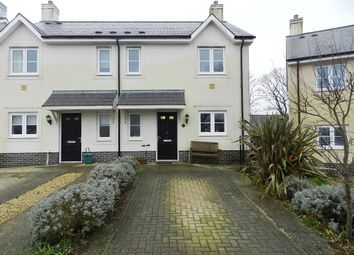Thumbnail 3 bed semi-detached house for sale in Rosemary Close, Crundale, Haverfordwest