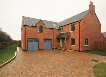 5 bed detached house for sale in Normanton Road, Packington, Ashby-De-La-Zouch LE65