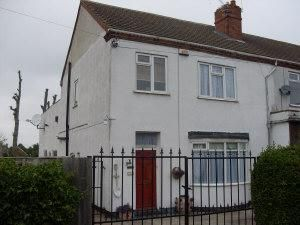 Thumbnail 3 bed semi-detached house to rent in Station Road, Healing