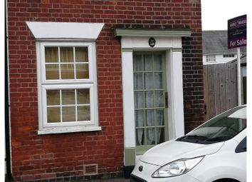 Thumbnail 3 bed end terrace house for sale in Sydney Street, Brightlingsea