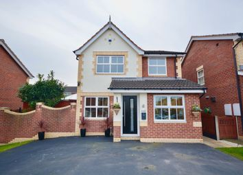 Thumbnail 3 bed detached house for sale in Wood Walk, Royston, Barnsley