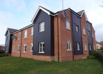 Thumbnail 2 bed flat for sale in Savage Close, King's Lynn