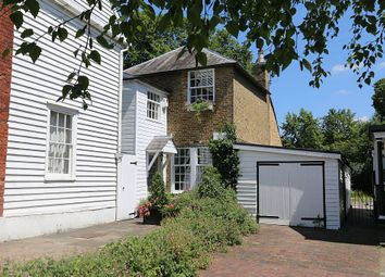 Thumbnail 3 bed detached house for sale in West Street, Carshalton, London