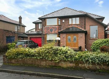 Thumbnail 4 bed detached house for sale in Tor Avenue, Greenmount, Greater Manchester