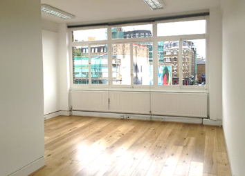 Thumbnail Office to let in Leonard Street, London