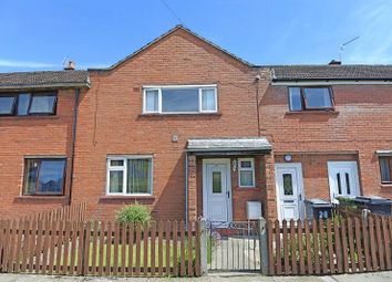Thumbnail 2 bed terraced house for sale in Hillary Grove, Carlisle