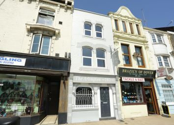 Thumbnail 3 bed terraced house for sale in Snargate Street, Dover
