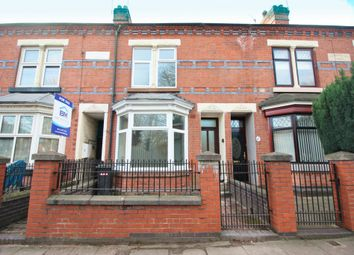 Thumbnail 3 bed terraced house for sale in Green Lane Road, Leicester