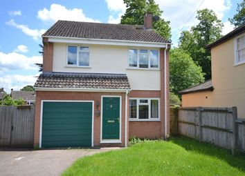 Thumbnail 3 bed detached house to rent in Bentfield Road, Stansted, Essex