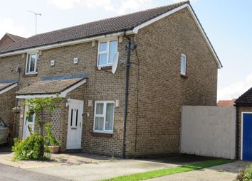 Thumbnail 3 bed semi-detached house for sale in Boveney Close, Cippenham, Slough