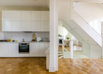 3 bed maisonette for sale in Launceston Place, Kensington, London W8