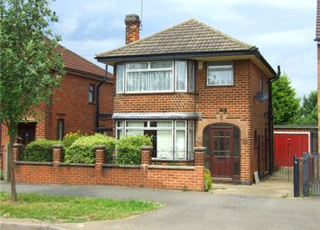 Thumbnail 3 bedroom detached house for sale in Brackensdale Avenue, Kingsway, Derby