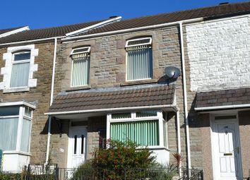 Thumbnail Terraced house for sale in Carmarthen Road, Cwmdu, Swansea