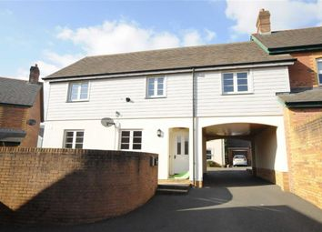 Thumbnail 1 bed flat to rent in Wesley Road, Holsworthy, Devon