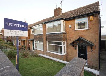 Thumbnail 3 bed semi-detached house for sale in Winchester Road, Lodge Moor, Sheffield
