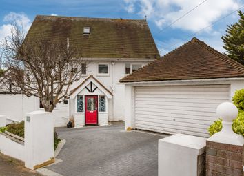 Thumbnail 5 bed detached house for sale in Founthill Avenue, Saltdean, Brighton
