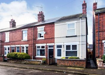 2 bed terraced house for sale in William Street, Long Eaton, Nottingham, Derbyshire NG10