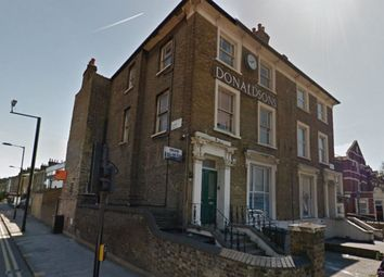 Thumbnail 2 bed flat to rent in Dalston Lane, Hackney