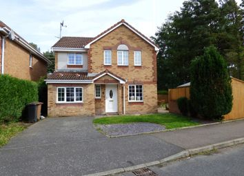 Thumbnail 4 bed detached house for sale in 4 Bed Detached Family Home, Oldwood Place, Livingston