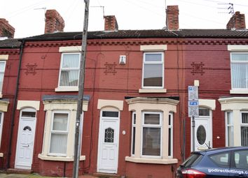 Thumbnail 2 bed terraced house for sale in Hanwell Street, Liverpool