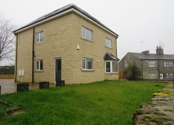 Thumbnail 4 bed detached house for sale in Riverwood Close, Mixenden, Halifax