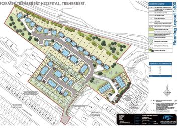 Thumbnail Land for sale in Rhigos Road, Treherbert