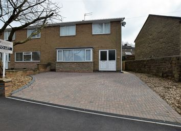 Thumbnail 3 bed semi-detached house to rent in Chesterfield Road, Belper, Derbyshire