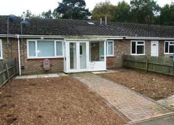 Thumbnail 2 bed bungalow for sale in Brandon, Suffolk