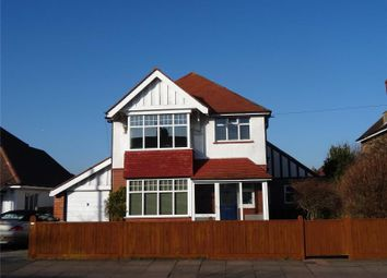 Thumbnail 4 bedroom detached house for sale in St Lawrence Avenue, Tarring, Worthing
