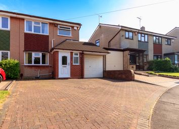 Thumbnail 3 bed semi-detached house for sale in Hurst Road, Coseley, Bilston