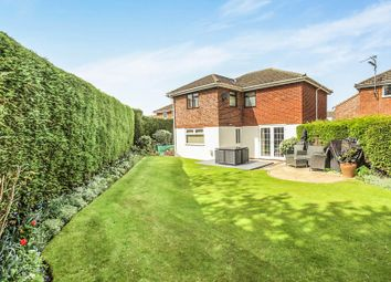 Thumbnail 4 bedroom detached house for sale in The Rookery, Yaxley, Peterborough