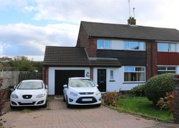 Thumbnail 3 bed semi-detached house for sale in Moor Road, Millom