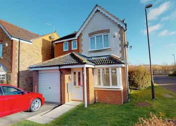 Thumbnail 3 bed detached house for sale in Greenmount, Houghton Le Spring