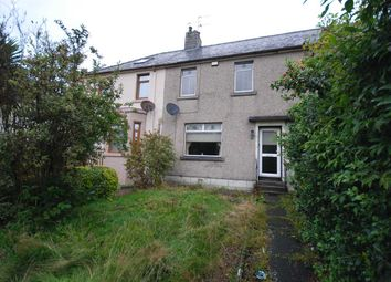 Thumbnail 3 bed terraced house for sale in High Road, Saltcoats