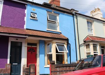 Thumbnail 3 bed terraced house for sale in Greenbank Avenue West, Easton, Bristol