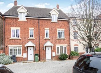 Thumbnail 3 bed terraced house for sale in Typhoon Way, Brockworth, Gloucester, Gloucestershire