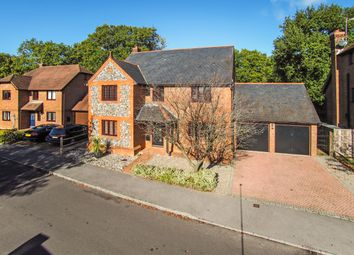 Thumbnail 5 bed detached house for sale in Kingswood Rise, Four Marks, Hampshire