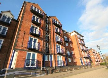 Thumbnail 1 bedroom flat for sale in Weavers House, Maritime Quarter, Swansea