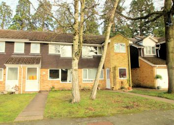 Thumbnail 3 bed end terrace house to rent in Englesfield, Camberley