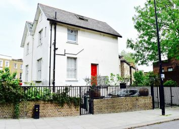 Thumbnail 3 bed flat to rent in Malden Crescent, London