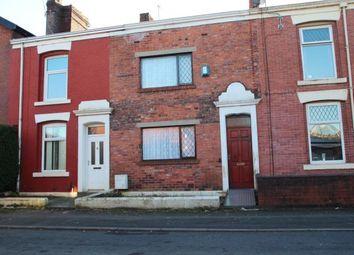 Thumbnail 2 bed terraced house for sale in Selborne Street, Blackburn, Lancashire, .