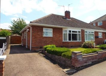 Thumbnail 2 bed bungalow for sale in Avondale Road, Wigston, Leicester, Leicestershire