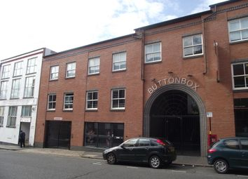 Thumbnail 1 bed flat for sale in Warstone Lane, Jewellery Quarter, Birmingham